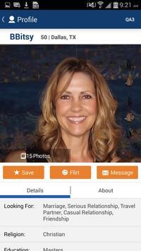 Seniors Meet Dating App apk screenshot