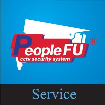 People Fu Service poster