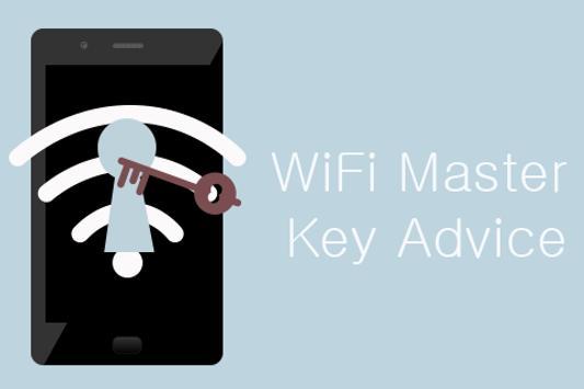 WiFi Master Key Advice apk screenshot
