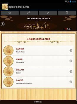 Belajar Bahasa Arab Komplit poster