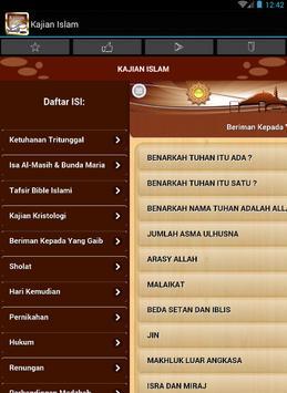 Kajian Islam apk screenshot