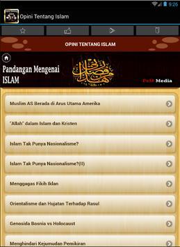 Pandangan Media Tentang Islam poster