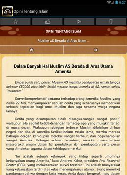 Pandangan Media Tentang Islam apk screenshot