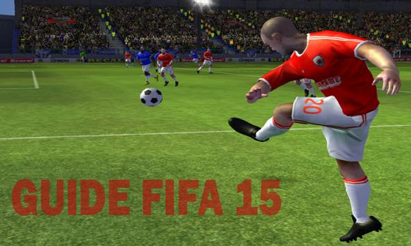Guide Fifa 15 poster