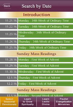 Living the Eucharist apk screenshot