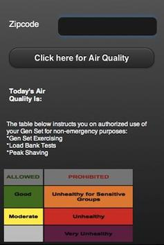 Penncat Air Quality Index poster