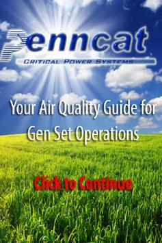 Penncat Air Quality Index apk screenshot