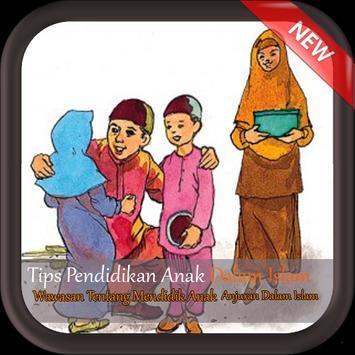"""Cara """"JITU"""" Mendidikan Anak Ok poster"""