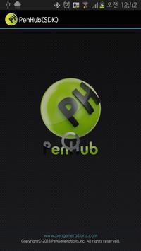 PenHub 2.0 for ADP-601 poster