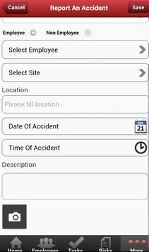 BusinessSafe Online apk screenshot