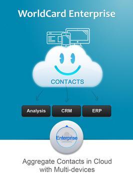 WorldCard Enterprise apk screenshot