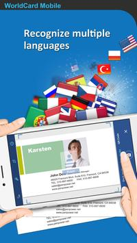 WorldCard Mobile Lite apk screenshot