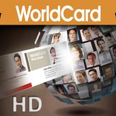 WorldCard HD icon