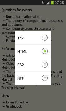 Text Reader apk screenshot