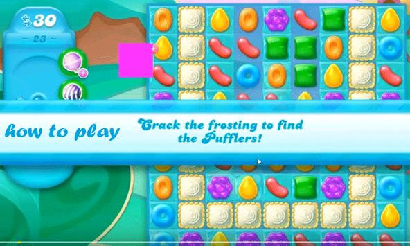 Guide - Candy crush jelly SAGA poster