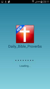 Daily Bible Proverbs Produkt apk screenshot