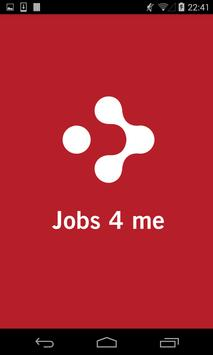 Jobs 4 me poster