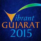 Vibrant Gujarat 2015 icon
