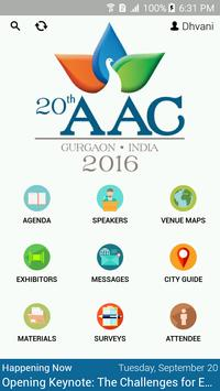 20th Asian Actuarial Conf. poster