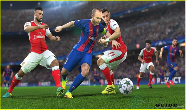 Guide For PES 2017 poster