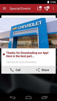Peterson Chevrolet Buick apk screenshot