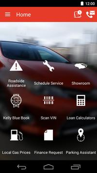 Peterson Toyota DealerApp poster