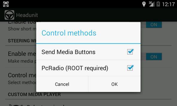 RK3066 HeadUnit apk screenshot
