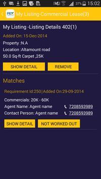 PEX A Property Exchange apk screenshot
