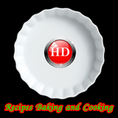 Recipes Baking Cooking Guide icon