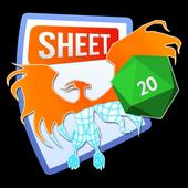 PF Char Sheet Generator - Lite icon