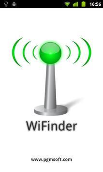 WiFinder poster