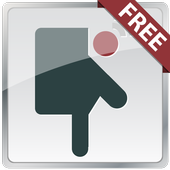 Finger Point PowerPoint icon