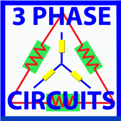 3 Phase Circuits icon