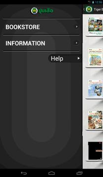Tiger Bookstore apk screenshot