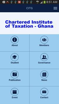CITG - Ghana poster