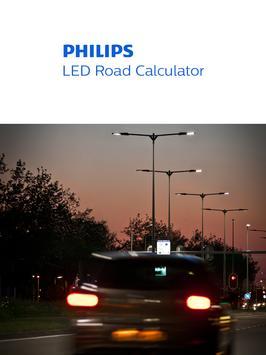 LED Road Calculator poster