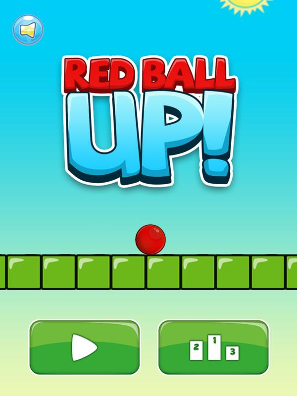 red ball bounce games