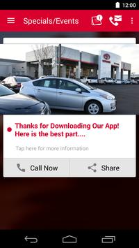 Phil Meador Toyota DealerApp apk screenshot