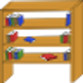 Aktuella boktips icon