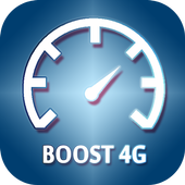 4G Phone Booster - Save Data icon