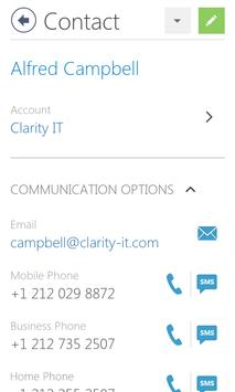 BPMonline Mobile 5.4 apk screenshot