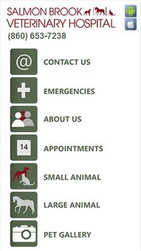 Salmon Brook Veterinary poster