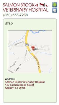 Salmon Brook Veterinary apk screenshot