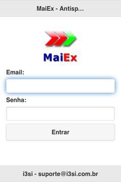 MaiEx Antispam poster