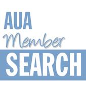 AUA Member Search icon