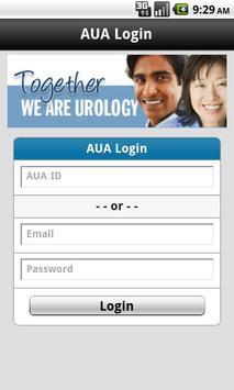 AUA Member Search poster