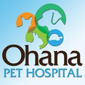 Ohana Pet Hospital icon