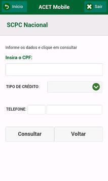 ACET Mobile apk screenshot