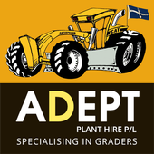 Adept Plant Hire Mobile icon