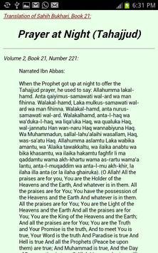 Sahih Bukhari in English apk screenshot